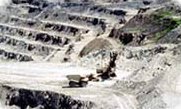 Photo - Typical Open Pit Mine
